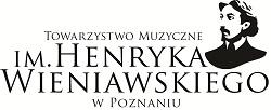 logo Towarzystwo Muzyczne im. Henryka Wieniawskiego